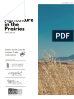 Organic Agriculture in the Prairies (2017 Data)