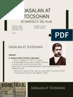 Dasalan at Tocsohan Mas LATESTLATEST