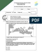 Evaluación Historia Los Romanos I