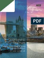 London Interactions 2019 Sponsorship Application v9