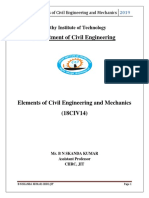 Module 1 Introduction to Civil Engineeering