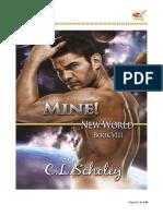 C.L. Scholey - Serie New World 08 - Mine!.pdf