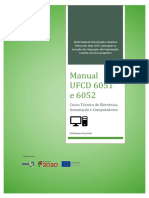 Manual UFCDs6051e6052