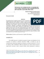 134. Invisibilidade Social No Cotidiano de Catadores de Materiais Recicláveis, Com Foco Nos Cooperados Em Campo Grande - Rj Entre 2002 e 2016.