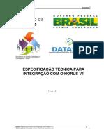 Especificacao Tecnica para Integracao com o HORUS v1 (2).pdf