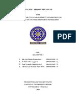 RMK SAP 1 - ANALISIS LAPORAN KEUANGAN