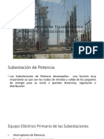FALLAS COMUNES EN EQUIPO ELECTRICO PRIMARIO.ppt