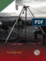 Rescue Catalogue  -  Lifegear safetech