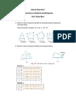 Lista de Exercícios I - Mecanismos.pdf