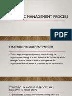 Chap[Ter 7-Strategic Management