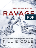 Tillie Cole - Scarred Souls 03 - Ravage (TRT)