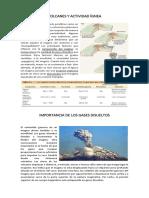 Guia Volcanes Con Preguntas de Desarrollo