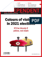 THE INDEPENDENT Issue 588