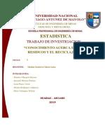 Estadistica Informe de Investigacion[e]