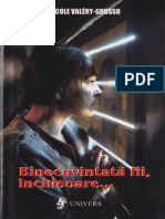 Binecuvântată Fii, Închisoare Nicole Valéry-Grossu pdf carte