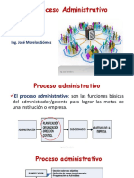 El proceso administrativo explicado