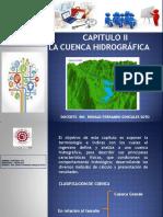Exposisicon Capitulo II Cuenca Hidrografica