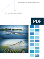 WEG Pump Genius Pump Intelligence to Your System