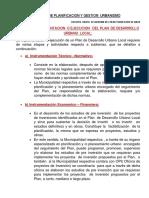 IMPLEMENTACION  O EJECUCION PLAN  DE DESARROLLO URBANO.docx