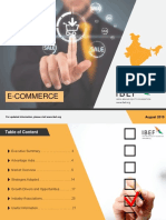 E Commerce August 2019