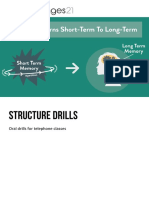 1.Structure Drills Book1!1!100