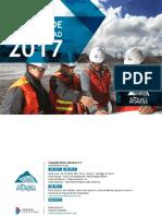 Reporte de Sostenibilidad 2017