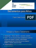Sacramentos Para Ninos
