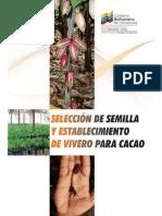 Selección de Semillas de Cacao