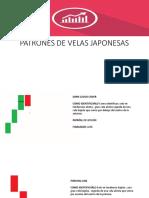 Patrones de Velas Japonesas