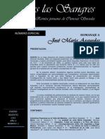 Todas las Sangres. Revista peruana de Ciencias Sociales - Huancayo