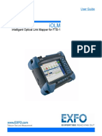 User Guide Intelligent Optical Link Mapper FTB-1 English (1060268)