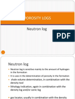 Neutron logs