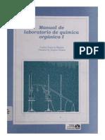 Manual de Laboratorio de Quimica Organica I BAJO Azcapotzalco