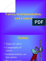 Valves Instumentation and Control[1]