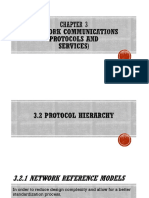 Network Communications Protocols and Services