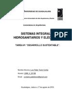Sistema Hidrosanitario de Guadalajara