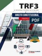 Direito Constitucional para TRF3