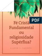Fé Cristã Fundamental