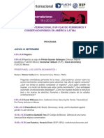 Programa Conferencia Internacional -flacso 180919