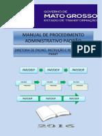 Manual de Procedimento Administrativo