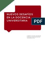 6. Nuevos desafíos de la docencia universitaria.pdf