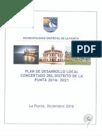 PDLC MDLP 2016-2021