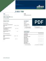 Phenodur Pr 263 70b