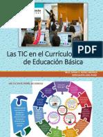 Las TIC en El Currículo Nacional de Educación Diapositiva 02