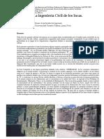 Arquitectura Civil Inka Sistemas Constructivos