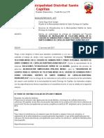 INFORME N° 001-2017 supervision de antena recep.emisor.