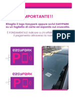 Easypark Sticker Printable It