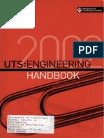 UTS Engineering Handbook 2002