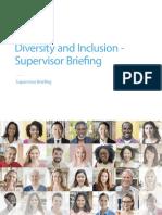 Diversidad e Inclusion