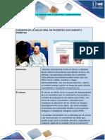 Pacientes Con Cancer o Diabetes